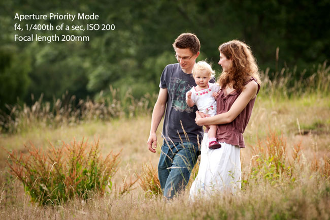 Aperture vs Shutter Priority Mode – Which should you use?