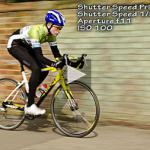 ShutterSpeedCyclistPoster
