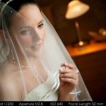 Bride by Window 1