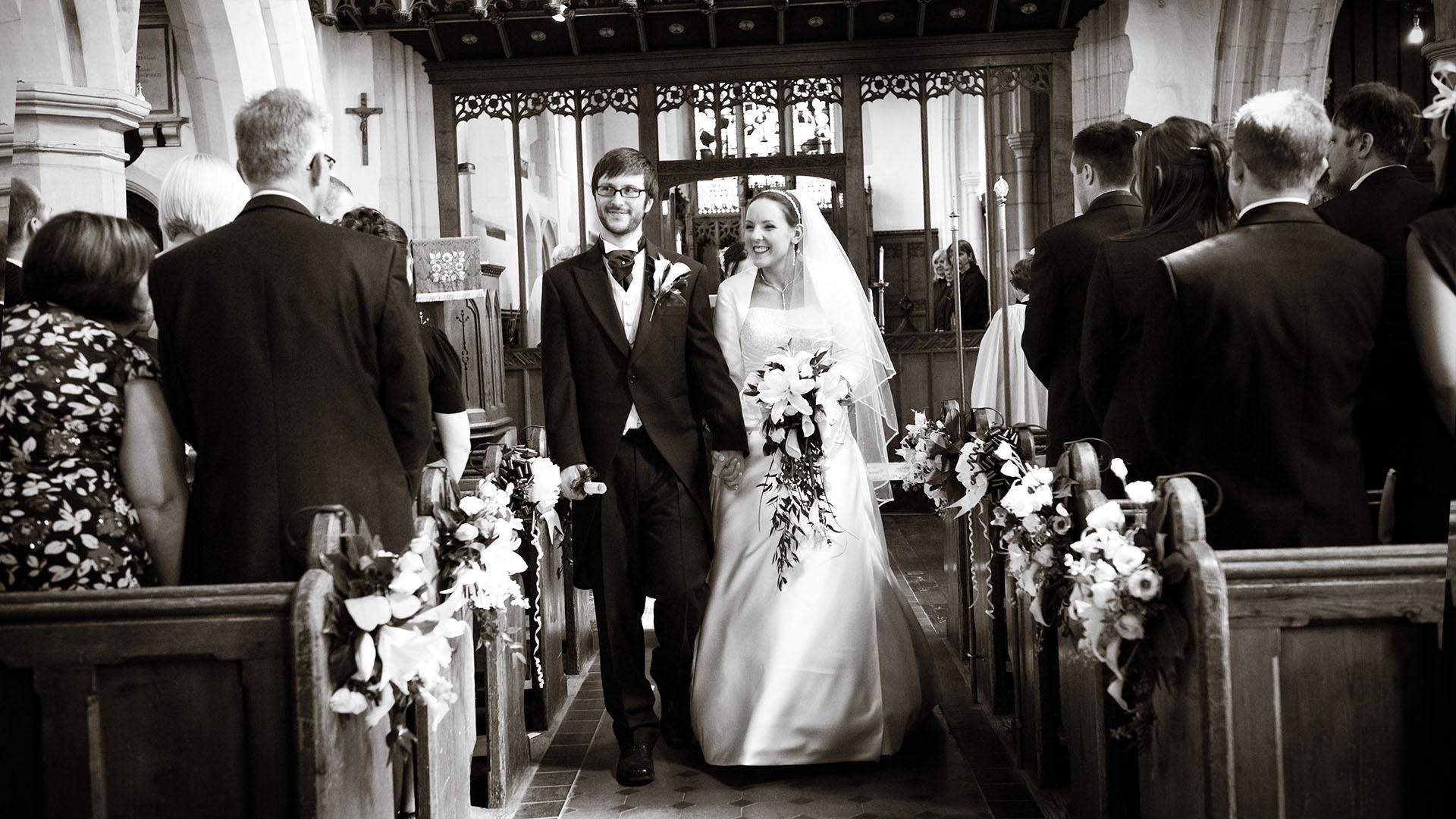 Ben and bernice wedding