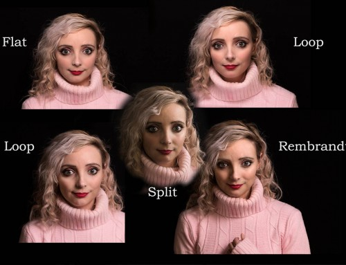 Portrait Lighting Patterns